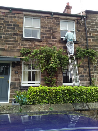 restoring paintwork in Belper