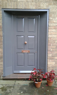 door transformation Belper
