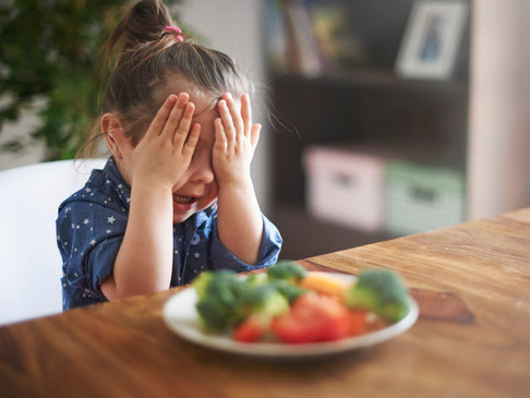 Kids and Vegetables don't mix - Top 3 Microgreens for Kids and how to incorporate them.