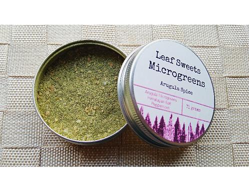 Micro Arugula Seasoning Salt