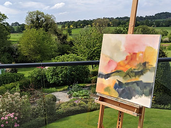 garden and painting.jpg