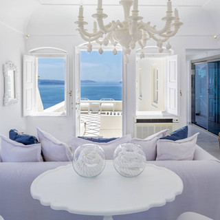 Cananaves Suites - Santorini