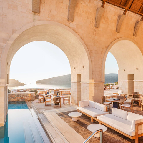 Blue Palace - Crete