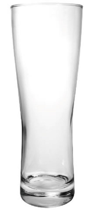Beverage Holder, Oslo, Pilsner, Contoured Body, Concave Body, Thick Base