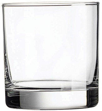 8 Oz., Aristocrat, On The Rocks, Barware, Heavy Base, Straight Sided, Round, Circle, Transparent, Glass, Glassware, Drinkware