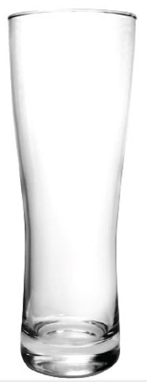 Beverage Holder, Glass, Beer, 16 Oz., Pilsner, Tall