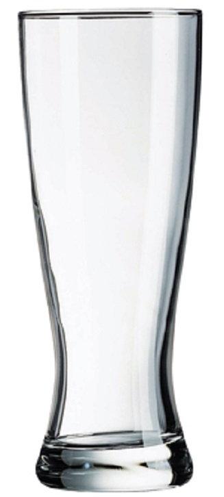 Grand Pilsner, Beer Holder, Beverage Holder, Transparent, Tapered, Flared Bottom, Glassware, Drinkware, Glass