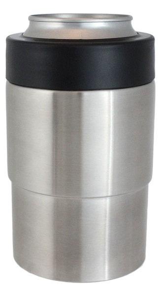 Vacuum, Insulated, Stainless, Can Holder