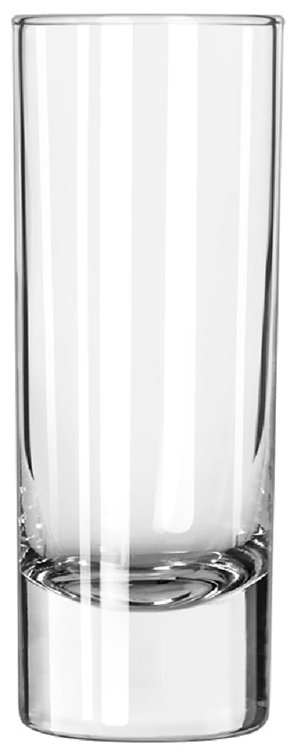 2.5 Oz., Glass, Whiskey Shooter, Bar Glass, Round, Transparent, Glassware, Drinkware, Shooter, Shot, Schnapps Glass