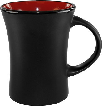 Handle, Coffee Container, Flared Mouth, Drinkware