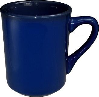 Ear Handle, Coffee Cup, Hot Beverage, Porcelain, Microwave Safe, Dishwasher Safe, Scratch Resistant, Chip-Resistant, Morning