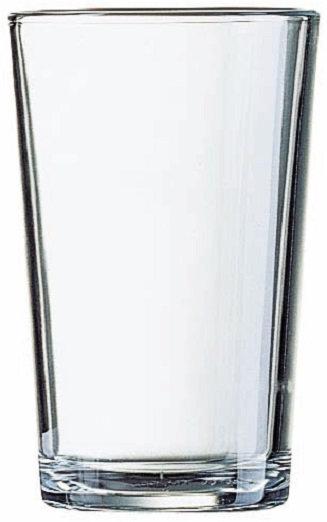Cylindrical, Water Vessel, Transparent, Glass, Beer Vessel, Beverage Vessel