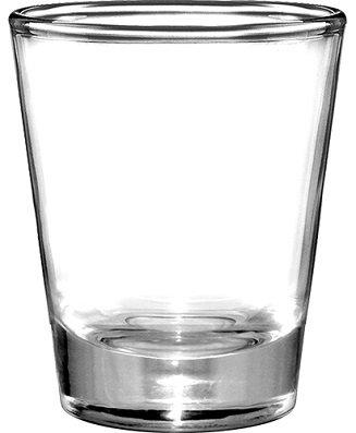 Shot Glass, Votive, Shot, Drink Container, Beverage Holder, Barware, Round Shot Glass, Bar, Round, Circle