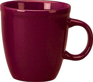 Cleveland, Mocha, Cup, Ceramic, C Handle, Round, Drinkware