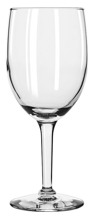 10 Oz., Durable, Wine Sipper, Long Stem, Footed Bottom, Taster, Wine Tasting, Transparent, Tall Bowl