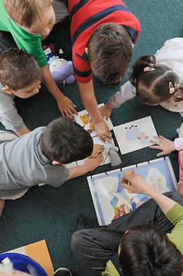 Cours d'anglais pour enfants