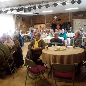 Darton Afternoon Club