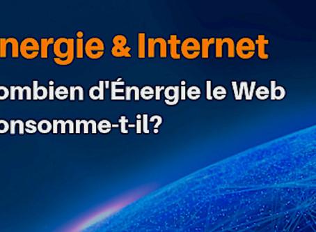Le gouffre énergétique du Web et comment réduire notre empreinte écologique sur Internet