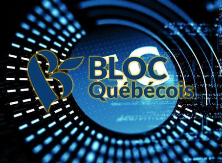 Le Bloc Québécois renonce à soutenir l'idée d'un moratoire sur l'implantation du réseau 5G