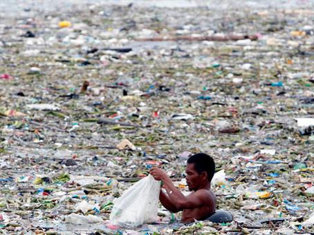 Die Menschheit und ihr unzählbares Plastikerbe...