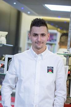 Alexandre TELLIER, technicien Elec Secure