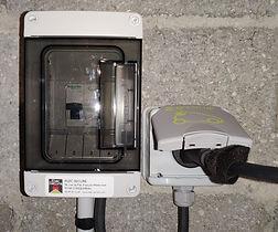 Elec Secure - borne de recharge