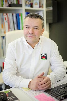 Jean Paul DA COSTA, gérant de la société ELEC SECURE