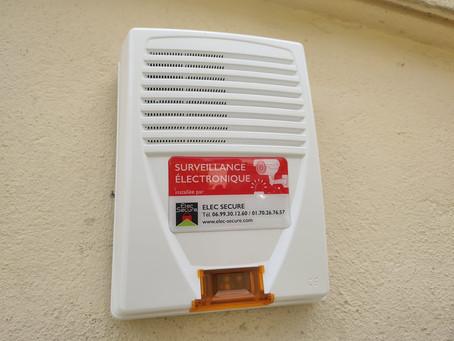 Besoin d'installer une alarme intrusion?