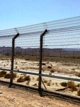 ELEC-SENS High Risk fence detection for