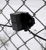 Chainlink fence alarm