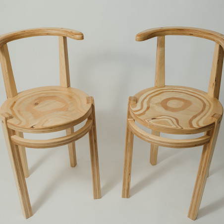 Isbjorn Chairs