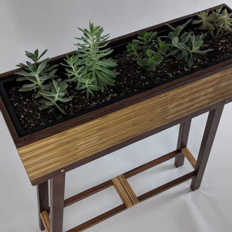 Standing Trough Planter