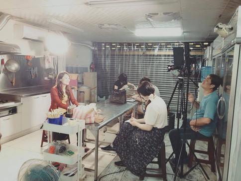 【採訪】「中天36美的in台灣」節目採訪