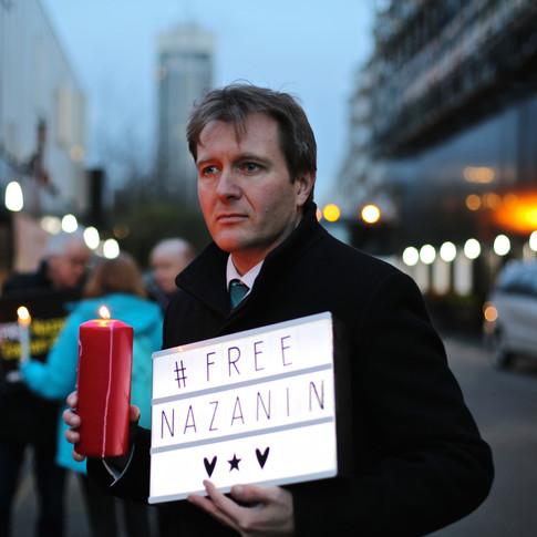 #FREENAZANIN