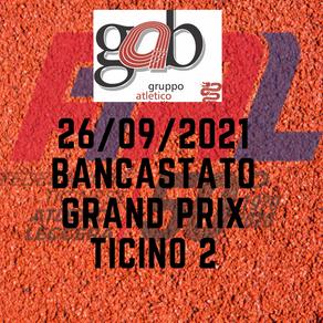 BANCASTATO GRAND PRIX FTAL 2 26/09/21