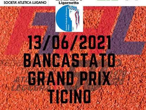 BANCASTATO GRAND PRIX 1 13/06/21