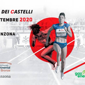GALÀ DEI CASTELLI BELLINZONA 15/09/2020