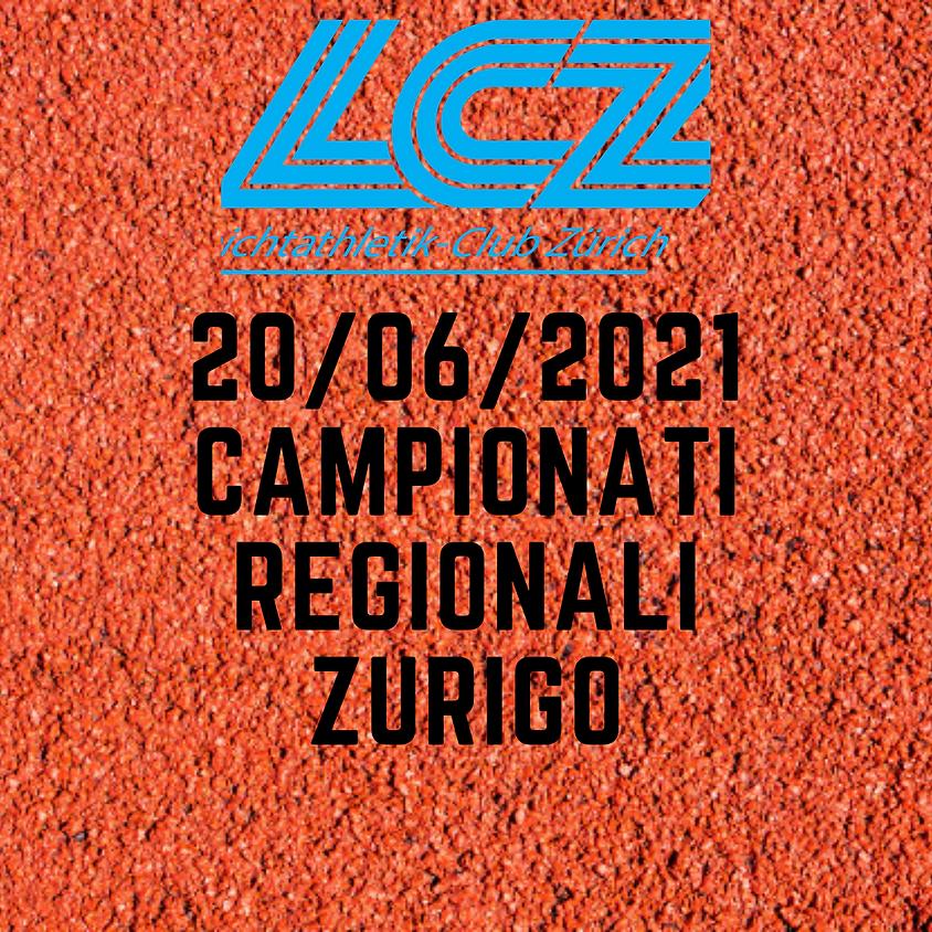 CAMPIONATI REGIONALI ZURIGO DOMENICA