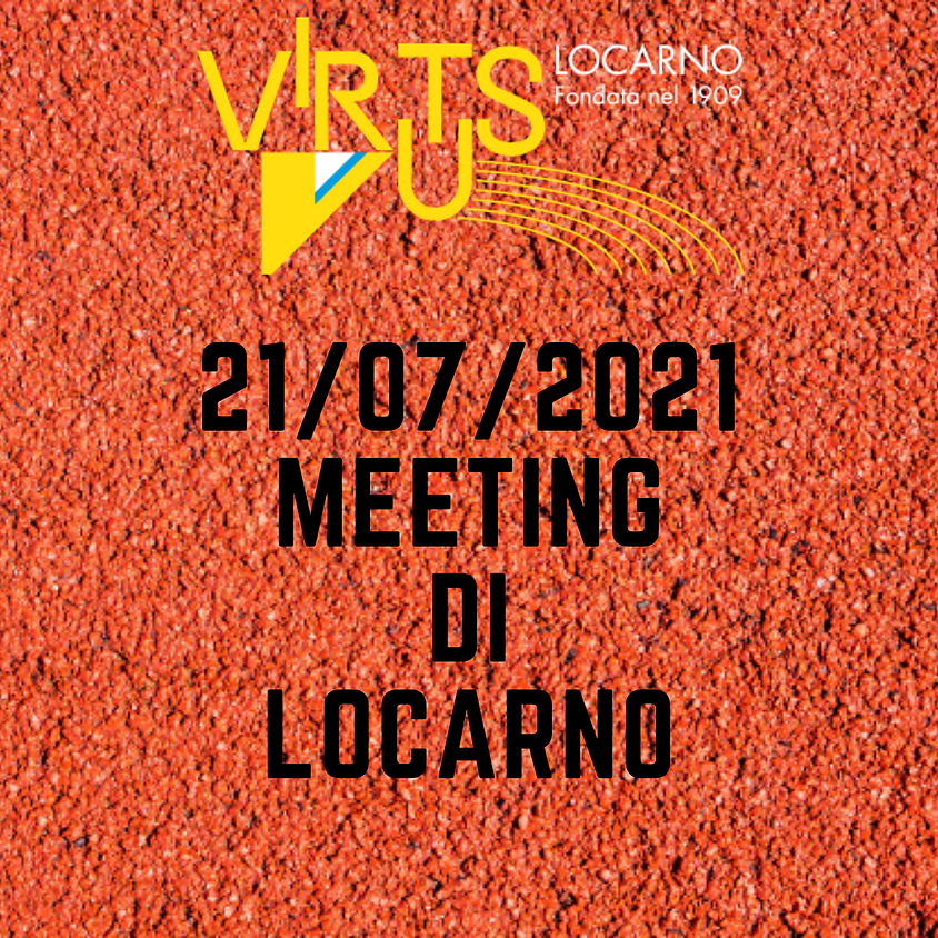 MEETING SERALE + CAMPIONATI TICINESI 10'000 M