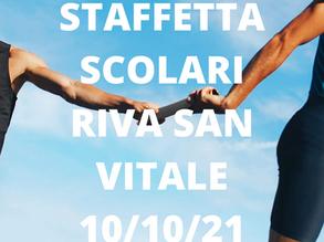 STAFFETTA RIVENSE 10/10/2021
