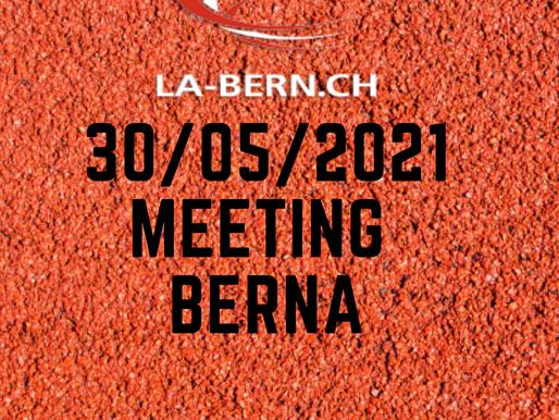 MEETING BERNA 30/05/21