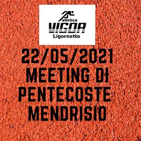 MEETING DI PENTECOSTE MENDRISIO 22/05/21