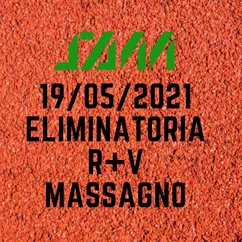 ELIMINATORIA R+V MASSAGNO