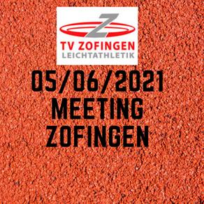 MEETING ZOFINGEN 05/06/21