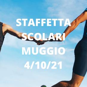 STAFFETTA SCOLARI MUGGIO 3/10/21