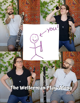 Soon May the Wellerman Come Melody SP