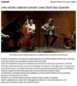 Presse Musique Caudan