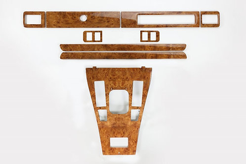 Jaguar XJS Veneer Standard Wood Kit (1986-91)