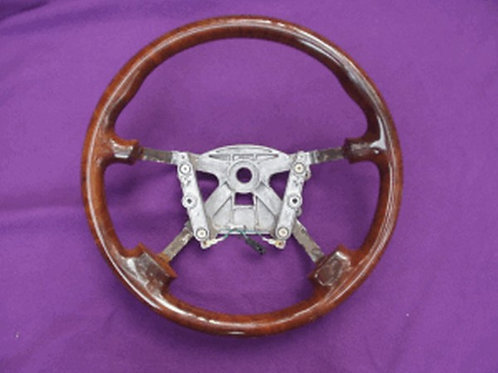 Daimler Jaguar XJ6 / 12 X308 Walnut Steering Wheel
