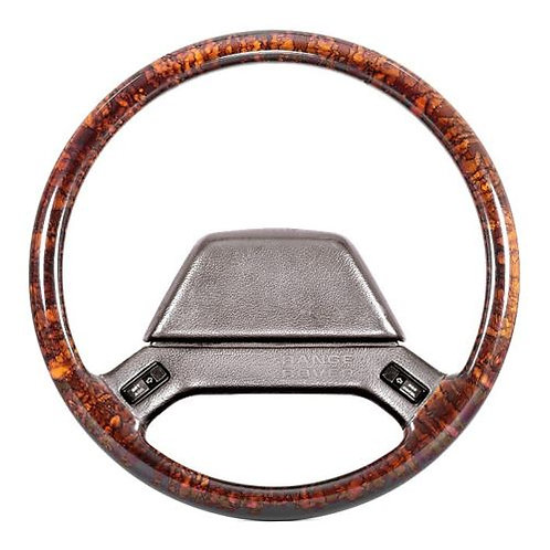Range Rover Classic Burr Walnut Steering Wheel